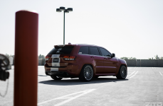 Jeep Grand Cherokee SRT8 на дисках ZITO ZS15