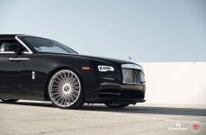 Rolls Royce Dawn на дисках VOSSEN FORGED S17-14