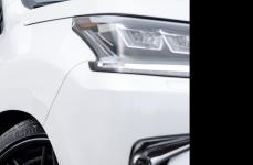 Lexus LX570 на кованых дисках Vossen Forged S17-07