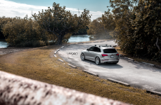 Audi SQ5 на дисках Velgen Wheels VMB8