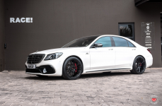 Mercedes S-Class (W222) на дисках VOSSEN FORGED VPS 307