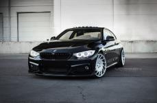 BMW 4 (F32, F33) на дисках VOSSEN VLE-1