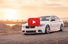 BMW 550i на дисках Avant Garde M550