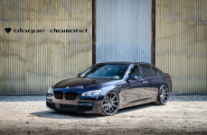 BMW 750i на дисках Blaque Diamond BD9