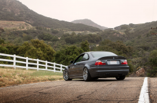 BMW M3 E46 на дисках Beyern Spartan