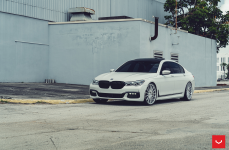 BMW 750i на дисках Hybrid Forged VFS-2
