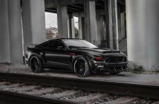 Ford Mustang GT на дисках Avant Garde M540
