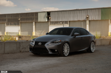 Lexus IS250 на дисках Niche Surge
