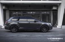 Audi Q7 на дисках Vossen VFS1