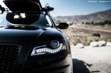 Audi Avant на дисках Blaque Diamond BD-1