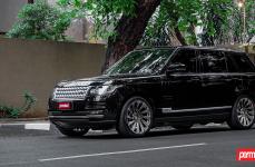 Land Rover Range Rover на Дисках URBAN AUTOMOTIVE x VOSSEN FORGED UV-3