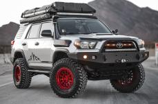 Toyota 4-Runner на дисках BLACK RHINO PRIMM BEADLOCK