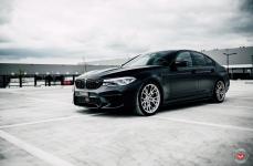 BMW 530/540 (G30) на дисках VOSSEN FORGED M-X3