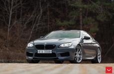 BMW 6 (F12, F13) на дисках VOSSEN VFS6
