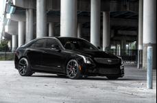 Cadillac ATS-V на дисках Velgen Wheels VMB5