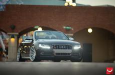 Audi S5 на дисках Vossen Forged VPS-310T