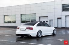 Audi A6 на дисках Vossen CV3R