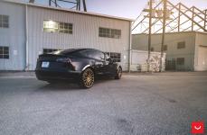 Tesla Model 3 на дисках Hybrid Forged VFS-2