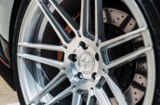 Nissan GTR на дисках Ferrada FR6 Machine Silver