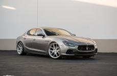 Maserati Ghibli на дисках Avant Garde M580