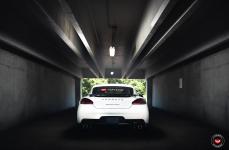 Porsche Panamera на дисках Vossen Forged VPs-314