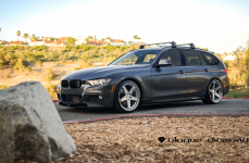 BMW 328d M Sport Wagon на дисках Blaque Diamond BD21