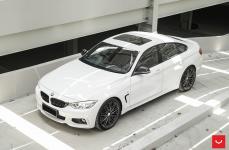 BMW 4 (F32, F33) на дисках VOSSEN VFS4