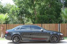Audi S4 на дисках TSW Max