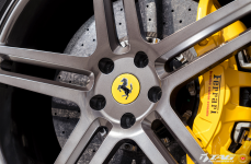 Ferrari 488 на дисках Vossen Forged VPS-302