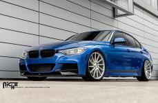 BMW 335i на дисках Niche Surge