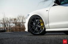 Audi S6 на дисках Hybrid Forged HF-5