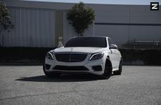 Mercedes Benz S550 W222 на дисках ZITO ZS15