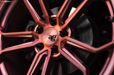 Accord Crosstour на дисках Avant Garde M632