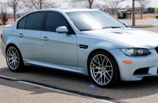BMW M3 на дисках Beyern Spartan