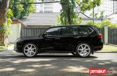 Lexus LX на дисках VOSSEN FORGED S17-11