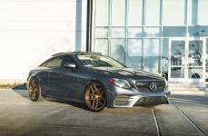 Mercedes-Benz E-Class Coupe на дисках XO Luxury Cairo