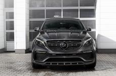 Mercedes Benz GLE на дисках ADV5 M.V1 CS Wheels