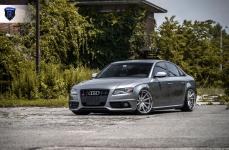 Audi S4 на дисках Rohana RC10
