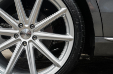 Mercedes E-Class W213 на дисках Vossen VF Series VFS10