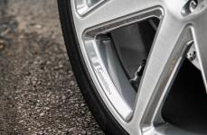 Mercedes Benz S 400 на кованых дисках Vossen Forged CG207 R21