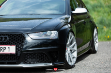Audi RS4 на дисках Vossen Forged VPS-306