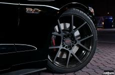 Ford Mustang на дисках Rotiform KPS
