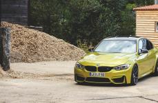 BMW M3 на дисках HRE FF01