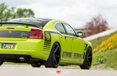 Dodge Charger на дисках Vossen Forged VPS-303