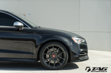 Audi S3 на дисках Vorsteiner V-FF 101