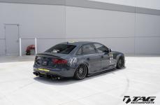 Audi S4 на дисках Rotiform INDT