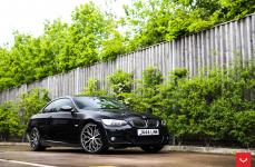 BMW 3 (E90, E91, E92, E93) на дисках VOSSEN HF-2
