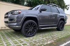 Toyota 4Runner на дисках Status Mastadon