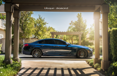 BMW 640i M series на дисках Blaque Diamond BD-2
