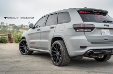 Jeep Grand Cherokee SRT8 на дисках Blaque Diamond BD11